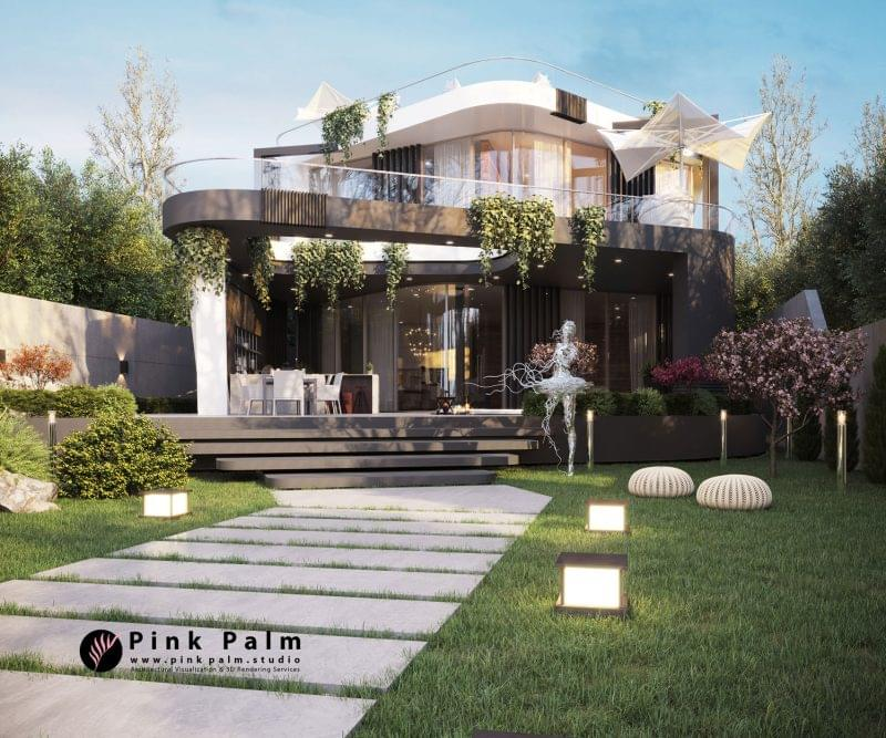 3D Rendering Services for Architecture and Real Estate